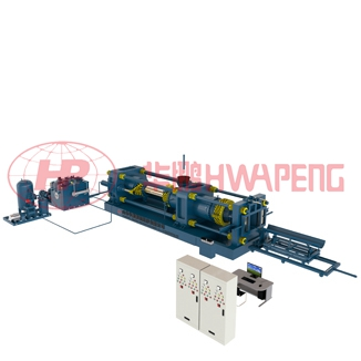 HP-CEP Series Carbon Extrusion Press